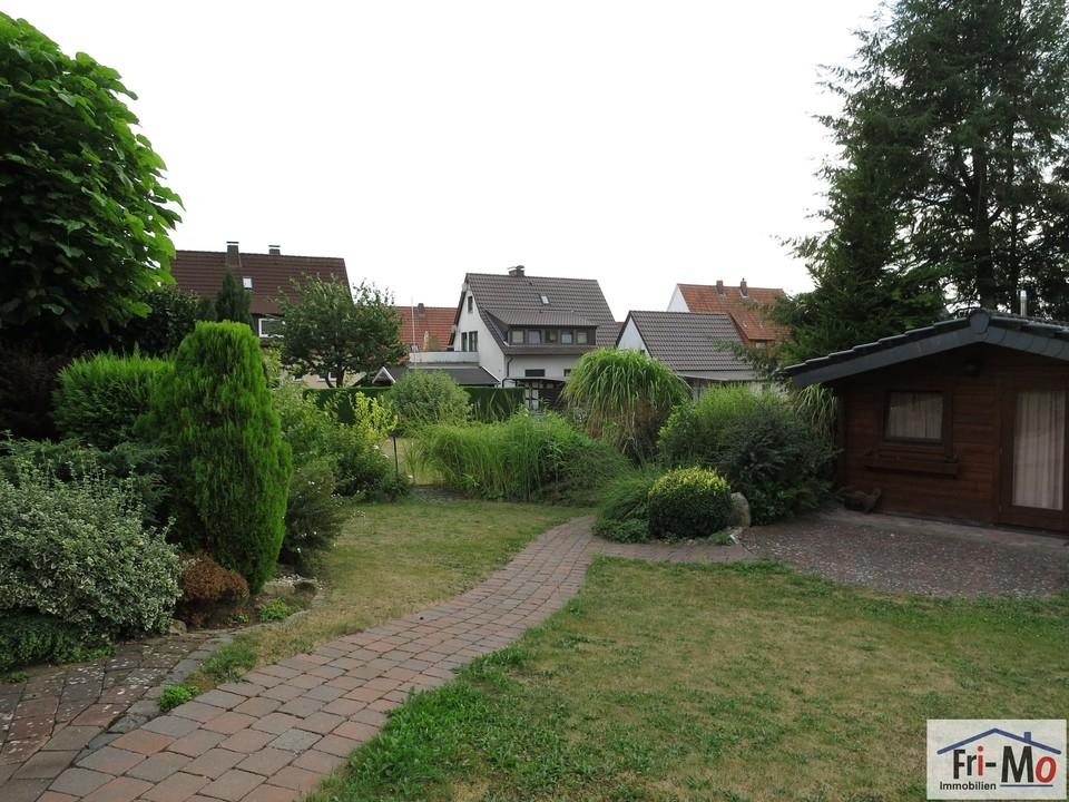 Teilansicht Garten